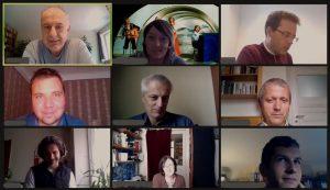 Online meetings continued
